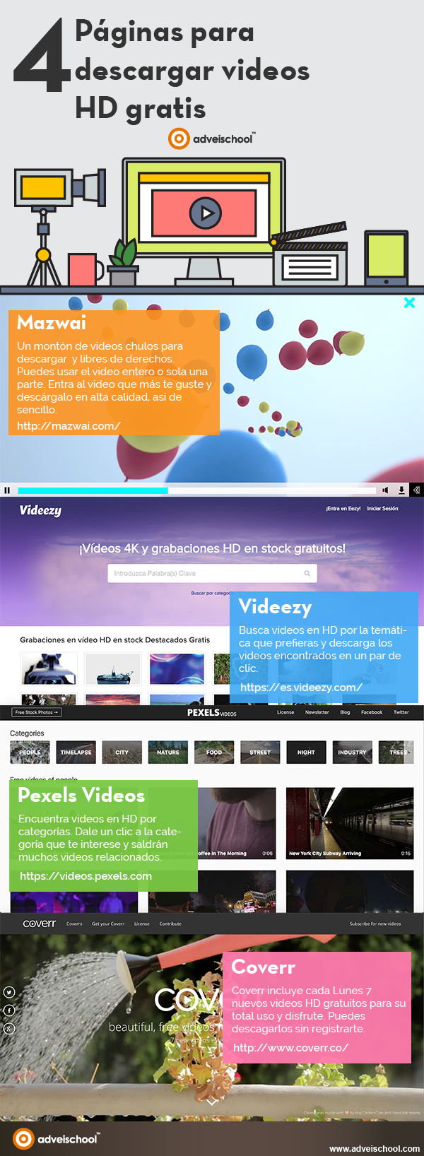 descargar videos hd gratis