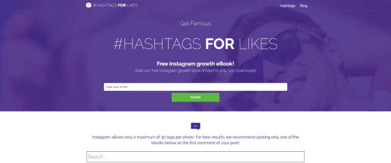 Hashtags For Likes App Instagram