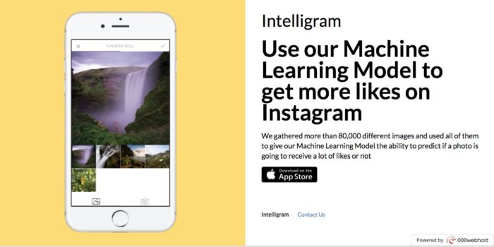 Intelligram App Instagram