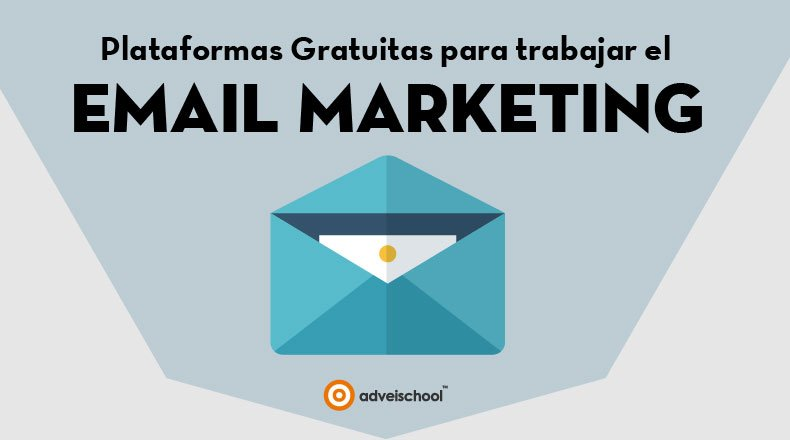 plataformas gratuitas de email marketing