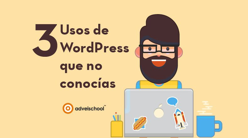 Usos de WordPress